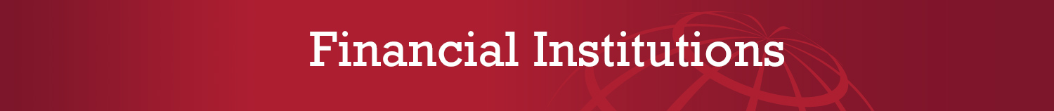 Financial Institution Insurance