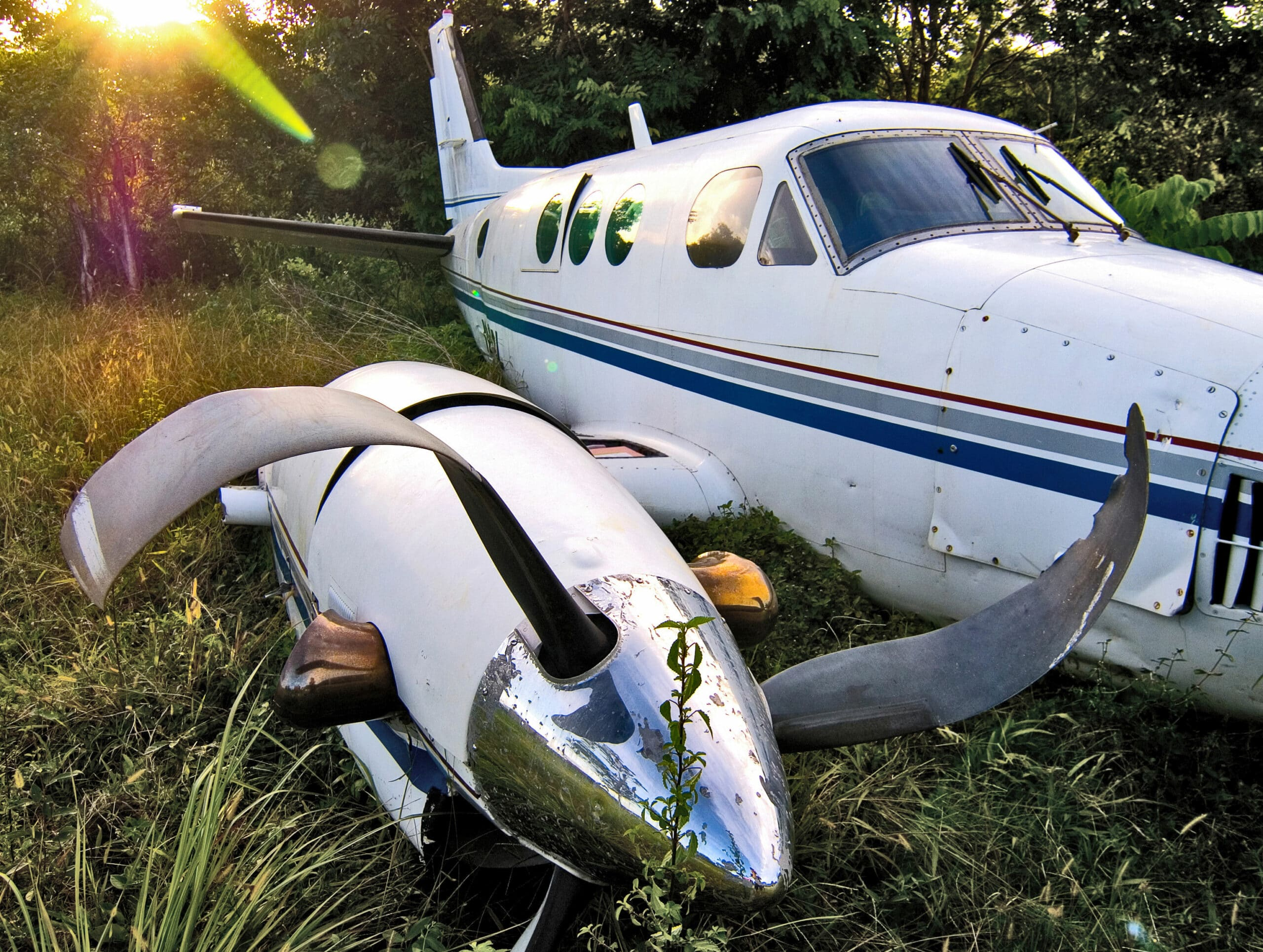 What Happens if My Aircraft is Involved in an Accident? | Global
