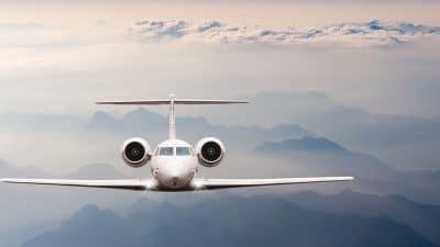 Insuring new aircraft