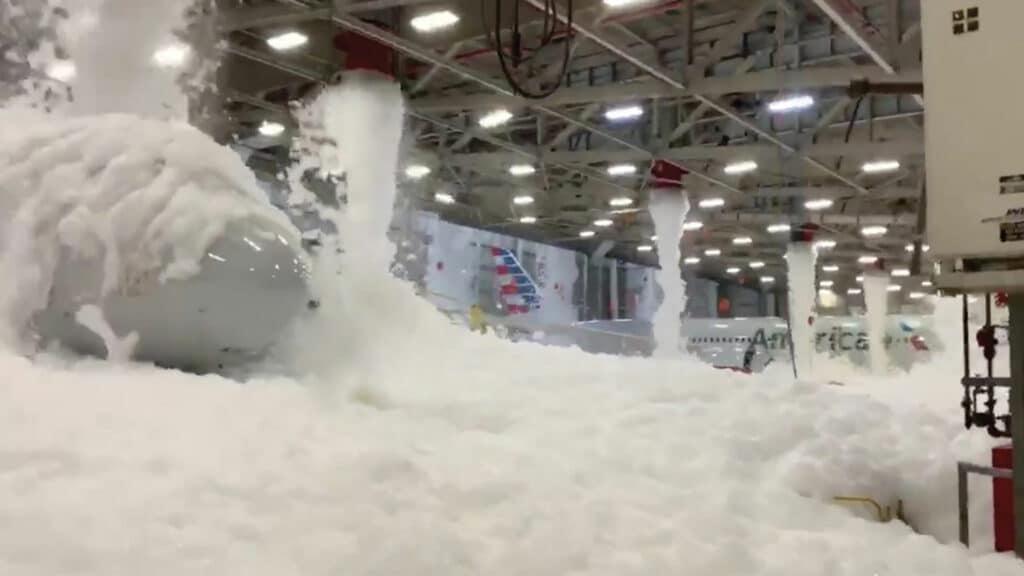 hangar-foam