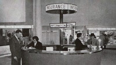 insurance counter