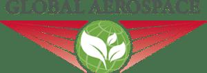 Global Aerospace Green Logo for Earth Day